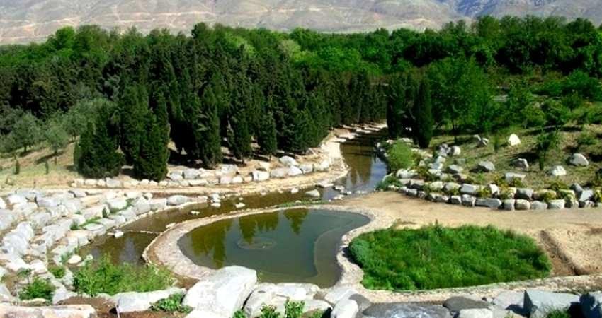 بازدید از پارک ایران کوچک پولی می شود